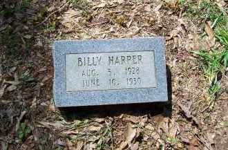 HARPER, BILLY - Pope County, Arkansas | BILLY HARPER - Arkansas Gravestone Photos