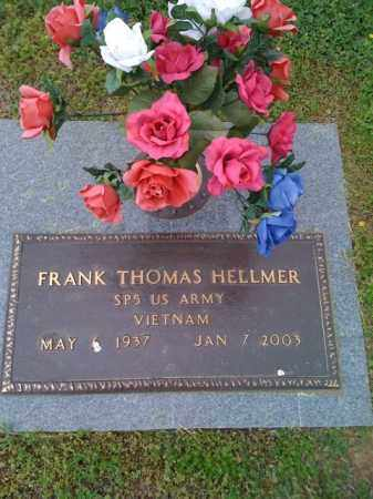 HELLMER (VETERAN VIET), FRANK - Pope County, Arkansas | FRANK HELLMER (VETERAN VIET) - Arkansas Gravestone Photos
