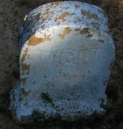 HENSLEY, INFANT - Pope County, Arkansas   INFANT HENSLEY - Arkansas Gravestone Photos