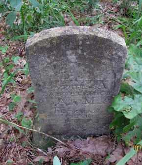 HICKMAN, EATHIE A - Pope County, Arkansas | EATHIE A HICKMAN - Arkansas Gravestone Photos