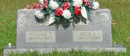 HICKMAN, ARLIE E - Pope County, Arkansas   ARLIE E HICKMAN - Arkansas Gravestone Photos