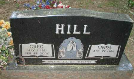 HILL, GREG - Pope County, Arkansas | GREG HILL - Arkansas Gravestone Photos