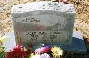 HOGAN, JACKY PAUL - Pope County, Arkansas | JACKY PAUL HOGAN - Arkansas Gravestone Photos