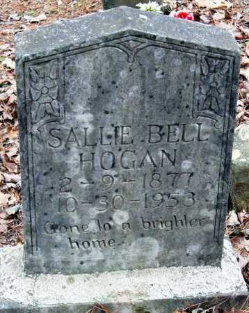 HOGAN, SALLIE BELL - Pope County, Arkansas | SALLIE BELL HOGAN - Arkansas Gravestone Photos