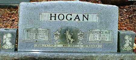 HOGAN, FLORENCE MAY - Pope County, Arkansas | FLORENCE MAY HOGAN - Arkansas Gravestone Photos