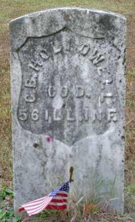 HOLLOWELL  (VETERAN UNION), CHRISTIAN BINGIMAN - Pope County, Arkansas | CHRISTIAN BINGIMAN HOLLOWELL  (VETERAN UNION) - Arkansas Gravestone Photos