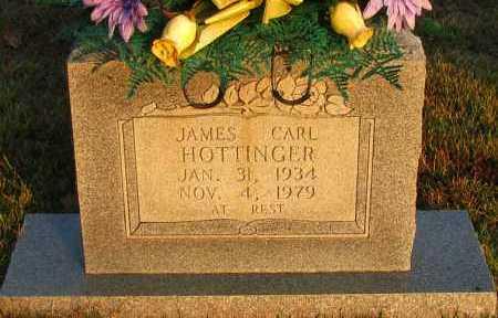 HOTTINGER, JAMES CARL - Pope County, Arkansas   JAMES CARL HOTTINGER - Arkansas Gravestone Photos