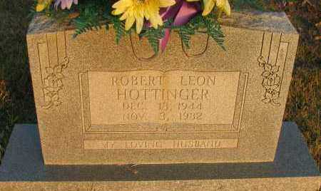 HOTTINGER, ROBERT LEON - Pope County, Arkansas | ROBERT LEON HOTTINGER - Arkansas Gravestone Photos