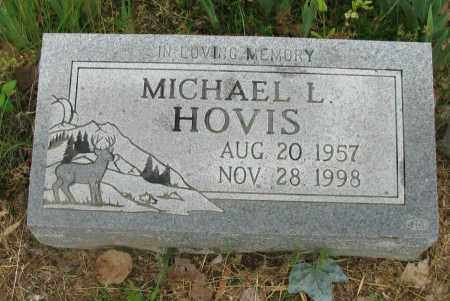 HOVIS, MICHAEL L - Pope County, Arkansas | MICHAEL L HOVIS - Arkansas Gravestone Photos