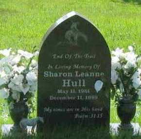 HULL, SHARON LEANNE - Pope County, Arkansas | SHARON LEANNE HULL - Arkansas Gravestone Photos