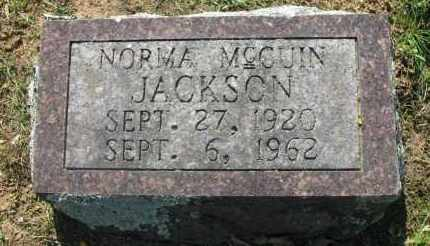 JACKSON, NORMA - Pope County, Arkansas | NORMA JACKSON - Arkansas Gravestone Photos
