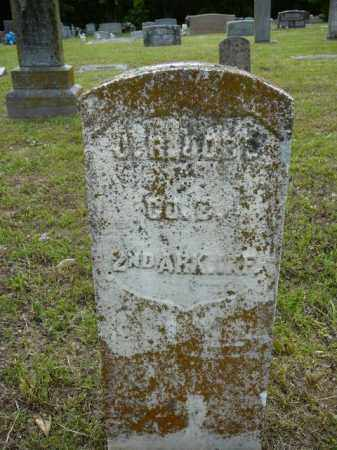 JOBE (VETERAN UNION), J R - Pope County, Arkansas | J R JOBE (VETERAN UNION) - Arkansas Gravestone Photos