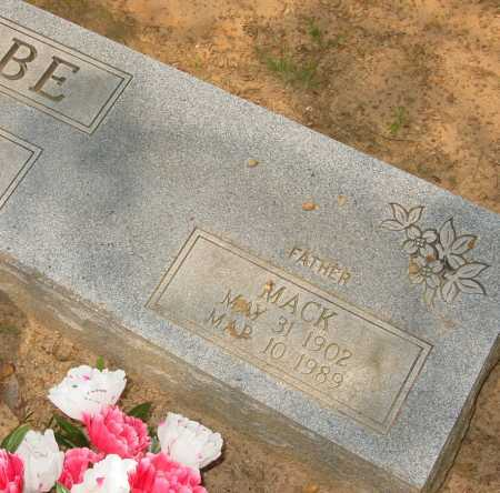 JOBE, MACK - Pope County, Arkansas | MACK JOBE - Arkansas Gravestone Photos