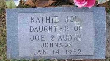 JOHNSON, KATHIE JOE - Pope County, Arkansas   KATHIE JOE JOHNSON - Arkansas Gravestone Photos