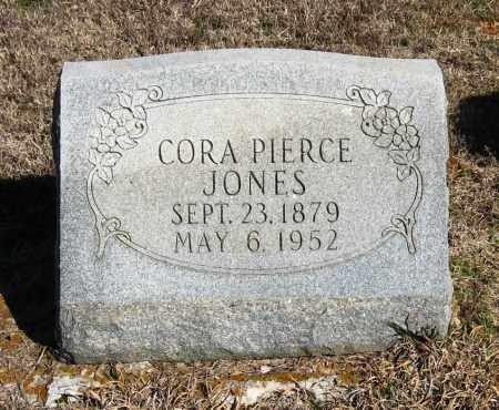 JONES, CORA - Pope County, Arkansas   CORA JONES - Arkansas Gravestone Photos