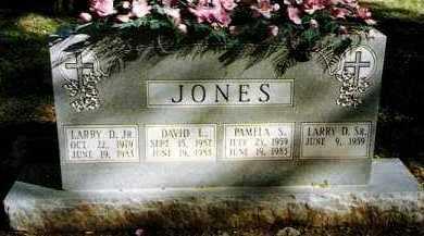 JONES, PAMELA S - Pope County, Arkansas | PAMELA S JONES - Arkansas Gravestone Photos