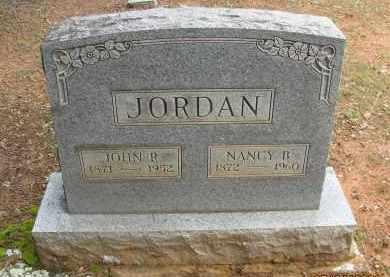 JORDAN, JOHN R - Pope County, Arkansas   JOHN R JORDAN - Arkansas Gravestone Photos