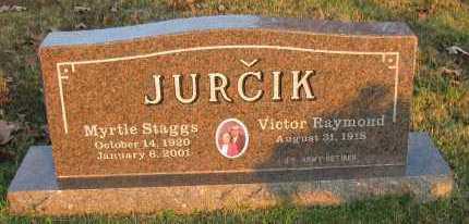 JURCIK, MYRTLE - Pope County, Arkansas   MYRTLE JURCIK - Arkansas Gravestone Photos
