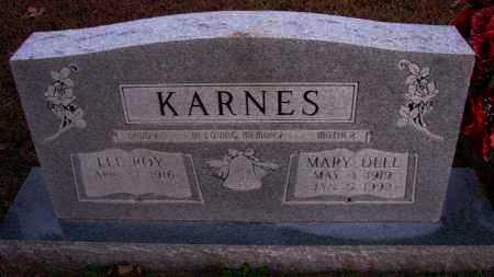 KARNES, MARY DELL - Pope County, Arkansas | MARY DELL KARNES - Arkansas Gravestone Photos