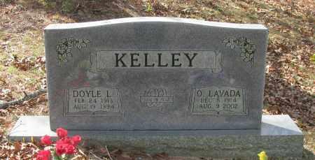 KELLEY, O. LAVADA - Pope County, Arkansas | O. LAVADA KELLEY - Arkansas Gravestone Photos