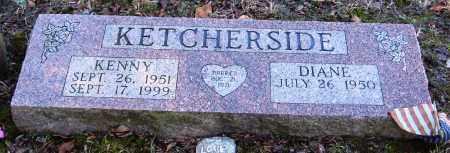 KETCHERSIDE, KENNY - Pope County, Arkansas   KENNY KETCHERSIDE - Arkansas Gravestone Photos