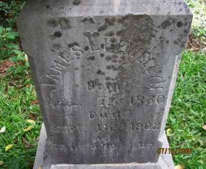 LLEWELLYN, JAMES - Pope County, Arkansas | JAMES LLEWELLYN - Arkansas Gravestone Photos