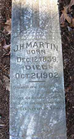 MARTIN, JOHN H - Pope County, Arkansas | JOHN H MARTIN - Arkansas Gravestone Photos