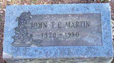 MARTIN, JOHN T  C - Pope County, Arkansas   JOHN T  C MARTIN - Arkansas Gravestone Photos