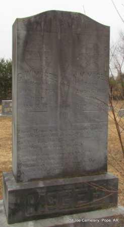 MCGEE, N M - Pope County, Arkansas | N M MCGEE - Arkansas Gravestone Photos