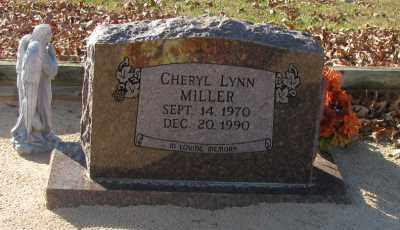 MILLER, CHERYL LYNN - Pope County, Arkansas   CHERYL LYNN MILLER - Arkansas Gravestone Photos