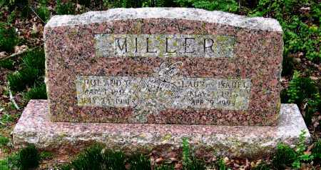 MILLER, LAURA ISABEL - Pope County, Arkansas | LAURA ISABEL MILLER - Arkansas Gravestone Photos