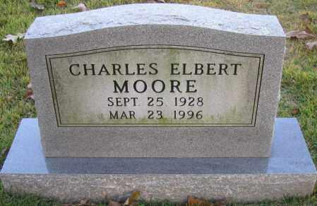 MOORE, CHARLES ELBERT - Pope County, Arkansas   CHARLES ELBERT MOORE - Arkansas Gravestone Photos