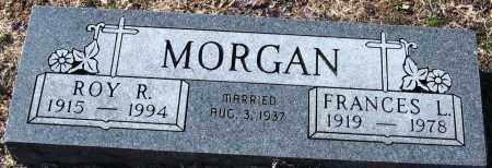 MORGAN, FRANCES L - Pope County, Arkansas | FRANCES L MORGAN - Arkansas Gravestone Photos