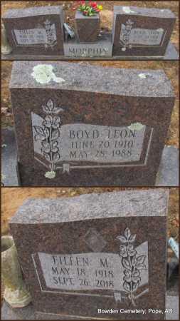 MORPHIS, BOYD LEON - Pope County, Arkansas | BOYD LEON MORPHIS - Arkansas Gravestone Photos