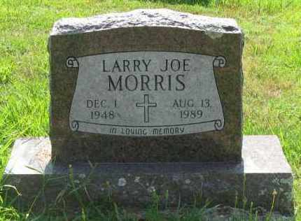 MORRIS, LARRY JOE - Pope County, Arkansas | LARRY JOE MORRIS - Arkansas Gravestone Photos