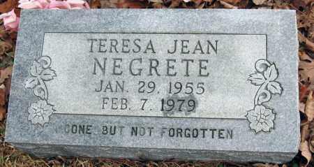 NEGRETE, TERESA JEAN - Pope County, Arkansas | TERESA JEAN NEGRETE - Arkansas Gravestone Photos