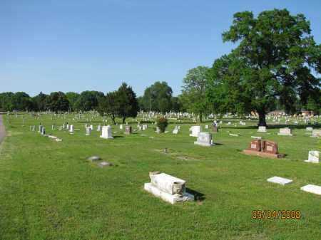*OAKLAND CEMETERY OVERVIEW,  - Pope County, Arkansas |  *OAKLAND CEMETERY OVERVIEW - Arkansas Gravestone Photos