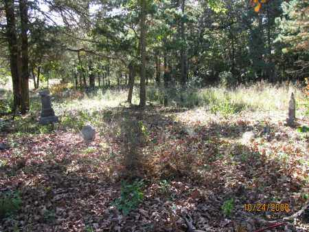 *OLD BAPTIST CEMETERY OVERVIEW,  - Pope County, Arkansas    *OLD BAPTIST CEMETERY OVERVIEW - Arkansas Gravestone Photos