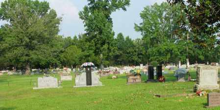 *MCFADDEN CEMETERY VIEW 3,  - Pope County, Arkansas |  *MCFADDEN CEMETERY VIEW 3 - Arkansas Gravestone Photos