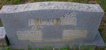 PACK, SILER H - Pope County, Arkansas | SILER H PACK - Arkansas Gravestone Photos