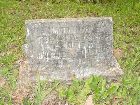HARRIS PARTON, TOLITHA - Pope County, Arkansas   TOLITHA HARRIS PARTON - Arkansas Gravestone Photos