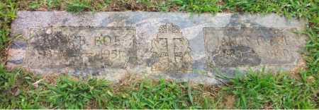 HICKMAN POE, ADA BELL - Pope County, Arkansas   ADA BELL HICKMAN POE - Arkansas Gravestone Photos