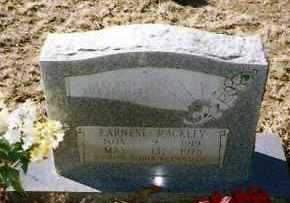 RACKLEY, EARNEST - Pope County, Arkansas | EARNEST RACKLEY - Arkansas Gravestone Photos