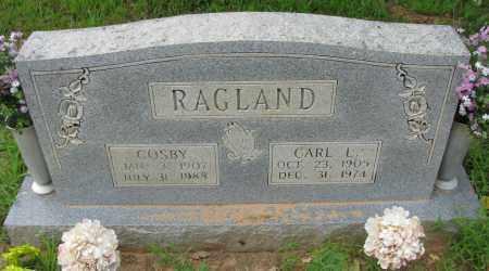 RAGLAND, COSBY - Pope County, Arkansas | COSBY RAGLAND - Arkansas Gravestone Photos