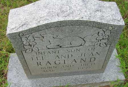 RAGLAND, INFANT SON - Pope County, Arkansas | INFANT SON RAGLAND - Arkansas Gravestone Photos