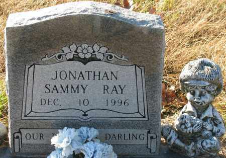 RAY, JONATHAN SAMMY - Pope County, Arkansas | JONATHAN SAMMY RAY - Arkansas Gravestone Photos
