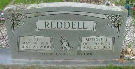 REDDELL, MITCHELL - Pope County, Arkansas | MITCHELL REDDELL - Arkansas Gravestone Photos