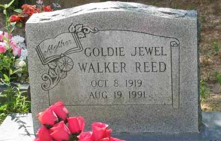 REED, GOLDIE JEWEL - Pope County, Arkansas | GOLDIE JEWEL REED - Arkansas Gravestone Photos