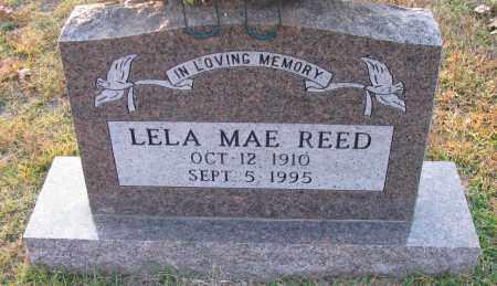 REED, LELA MAE - Pope County, Arkansas | LELA MAE REED - Arkansas Gravestone Photos