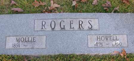 ROGERS, MOLLIE - Pope County, Arkansas | MOLLIE ROGERS - Arkansas Gravestone Photos